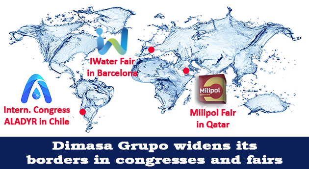DimWater Engineering | Dimasa Grupo continues to grow in the world